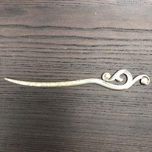Accessories - Silver Hair Pin